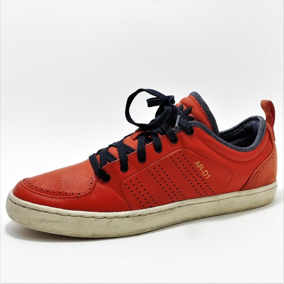 outlet store 59cef da906 adidas Other - Adidas AR-D1 Red Sneakers Sz 10